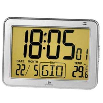 Picture of DIGITAL QUARTZ ALARM CLOCK JD9513