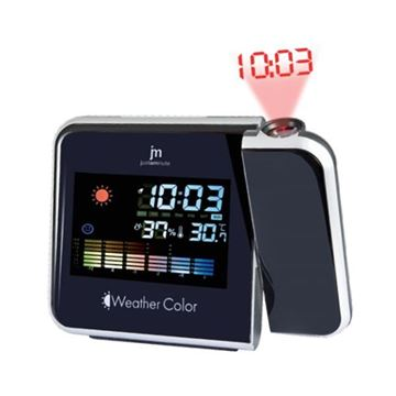 Picture of WEATHER STATION COLOUR JD9706