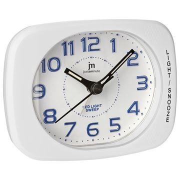 Picture of ANALOGUE QUARTZ ALARM CLOCK JA6016