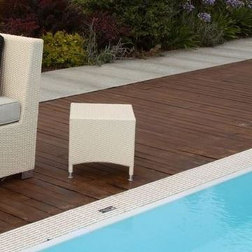 Picture of TAVOLINO POLYRATTAN QUADRO
