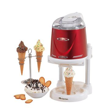 Immagine di GELATIERA SOFTY ICE CREAM ARIETE