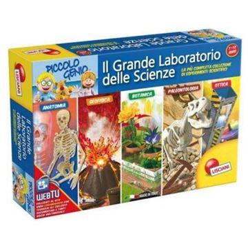 Picture of IL GRANDE LABORATORIO DELLE SCIENZE LISCIANI