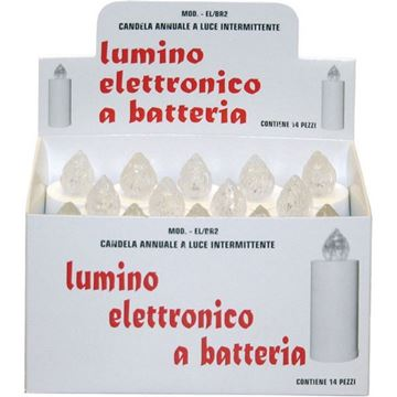 Picture of LUMINO ELETTRONICO LUCE INTERMITTENTE 14 PZ
