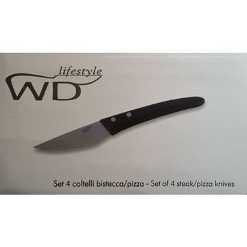 Picture of COLTELLO BISTECCA / PIZZA WD LYFESTYLE 4 PZ
