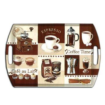 Picture of VASSOIO CON MANICI CAFFE'