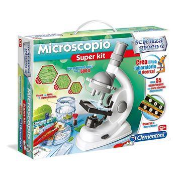 Picture of MICROSCOPIO SUPER KIT CLEMENTONI