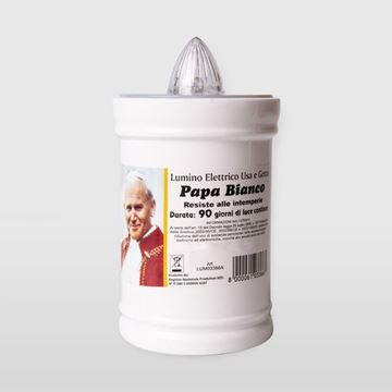 Picture of LUMINO PAPA BIANCO 90 GG
