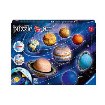 Picture of PUZZLE 3D RAVENSBURGER SISTEMA PLANETARIO